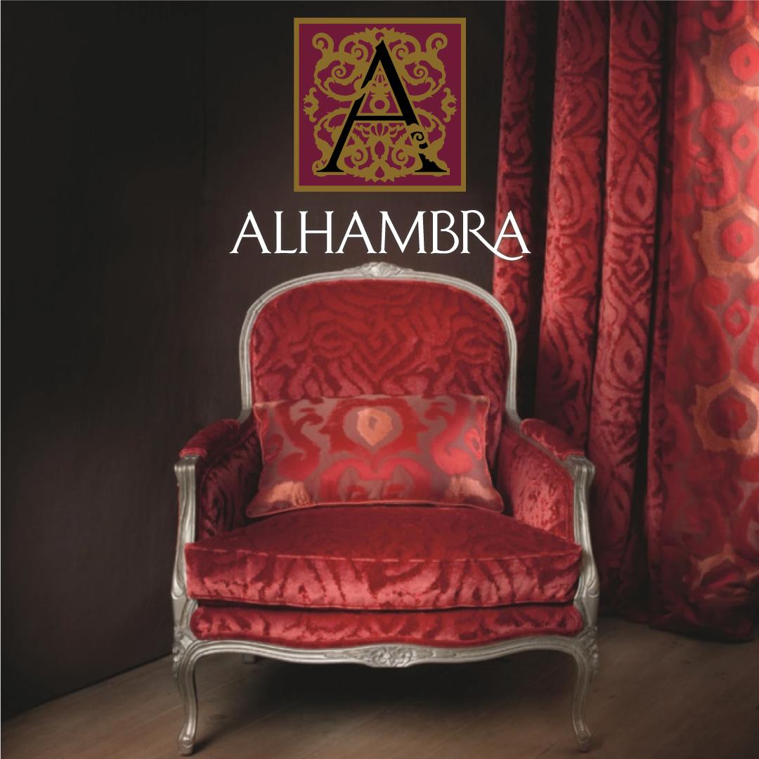 ALHAMBRA BRAND SERBAANTIK